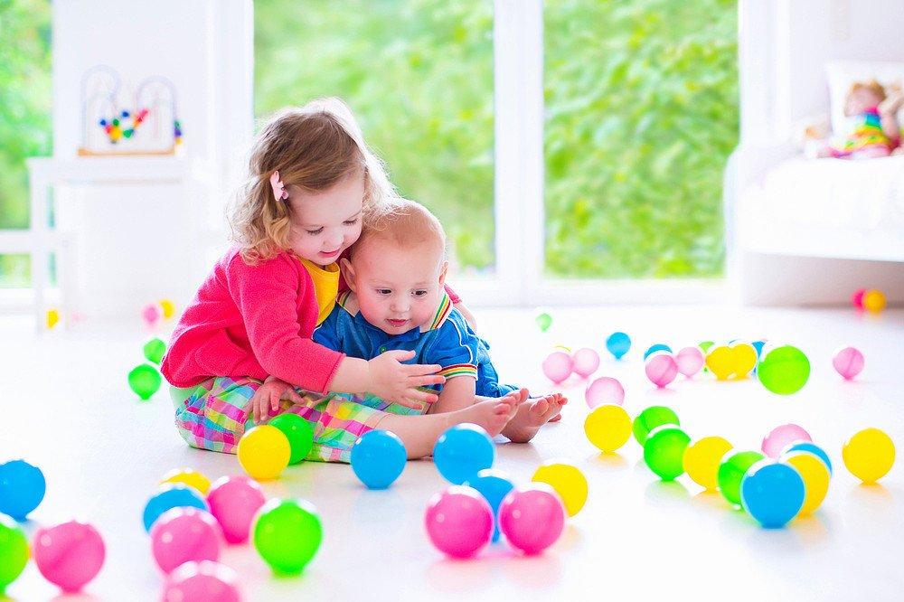 aprendizaje temprano en valencia - inglés con globos