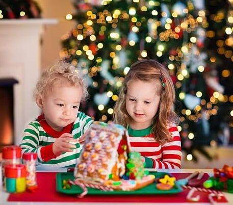 escuela infantil bilingüe en Valencia - navidad