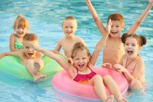 escuela de vacaciones en Valencia - niños en verano