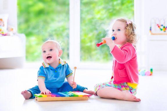 Iniciación musical para bebés en Valencia - flauta