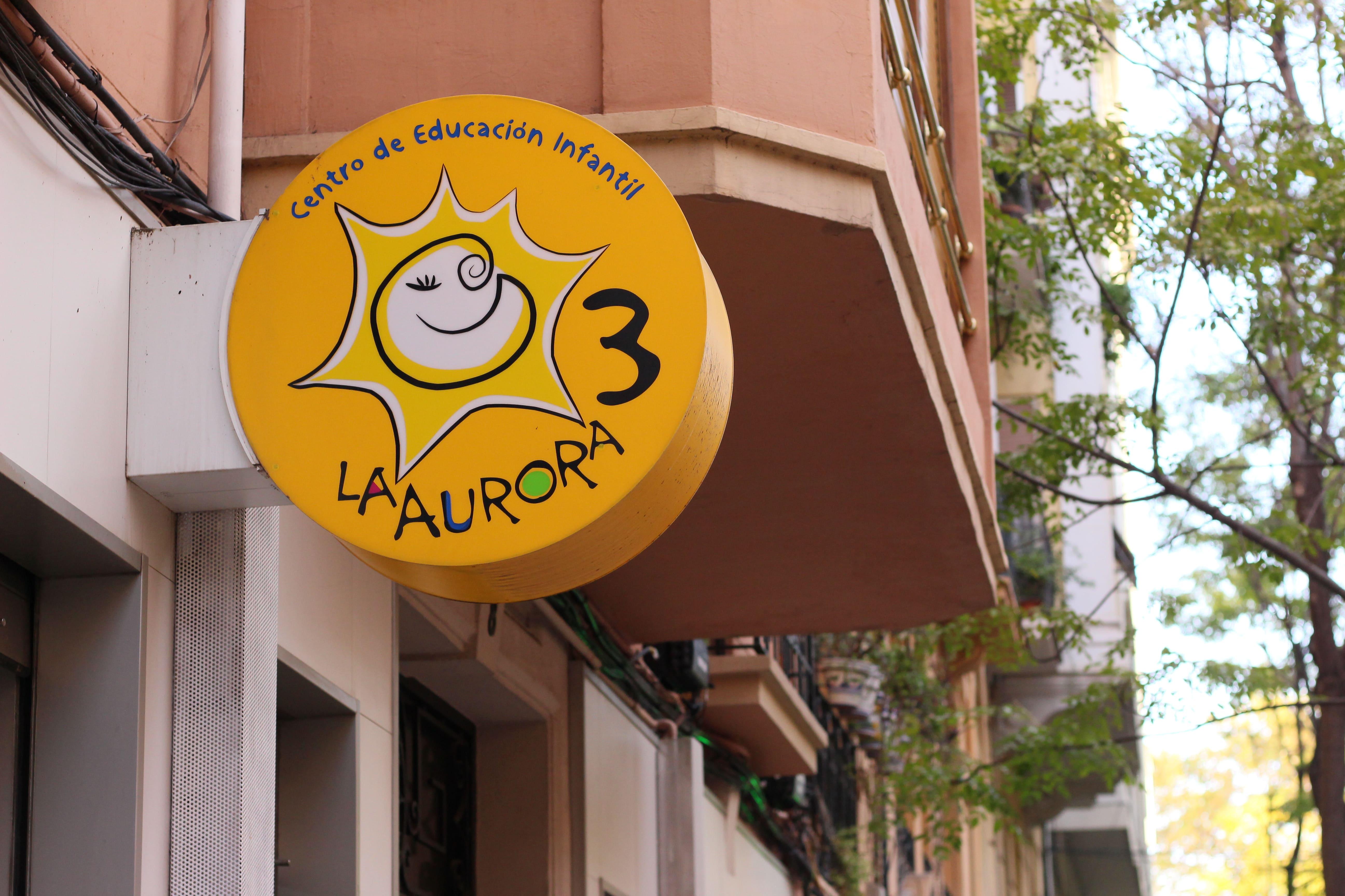 escuela infantil bilingüe en Valencia - la aurora 3