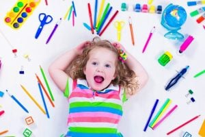 escuela infantil bilingüe en valencia - material
