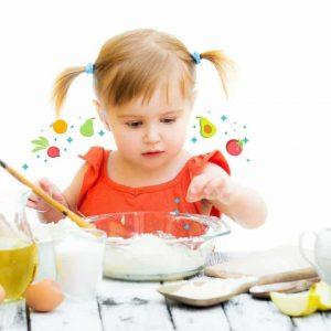 escuela infantil en Valencia - cocina
