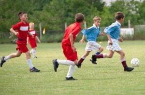 actividades extreescolares para niños en Valencia - futbol