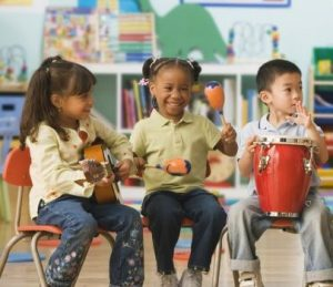 actividades extreescolares para niños en Valencia - música