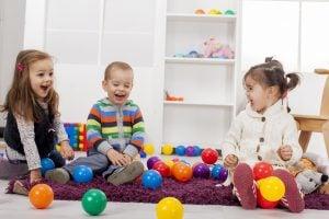 guarderia en Valencia - niños en Clase