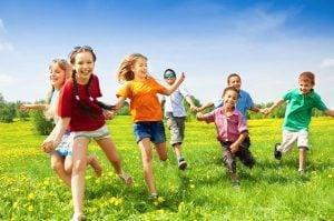 escuela de verano para niños en valencia - niños felices