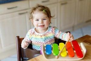 actividades extraescolares en Valencia - iniciacion musical bebes