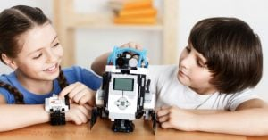 robotica educativa en Valencia - juguetes
