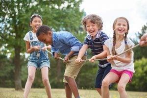 escuelas de verano en Valencia - niños jugando