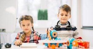 robotica educativa para niños en Valencia - juguetes