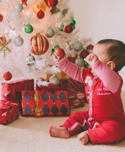 escuela de navidad en Valencia - primera navidad