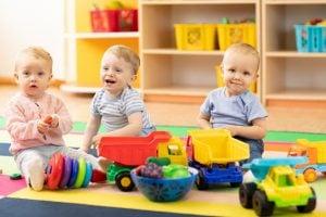 escuelas infantiles en Valencia - bebés
