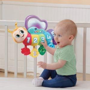 bebés bilingues - juguete