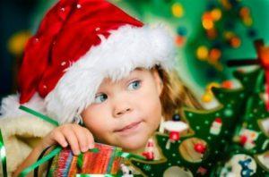 escuela de navidad para niños en Valencia - regalos