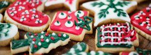 escuela infantil en Valencia - galletas de navidad