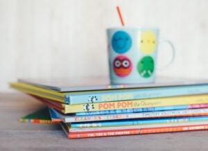educacion infantil en ingles en Valencia - libros