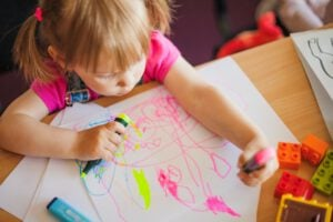Escuelas infantiles en Valencia - Fluorescentes