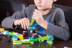Actividades extraescolares para niños en Valencia - robótica