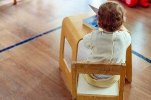 Escuela infantil en Valencia - Bebé