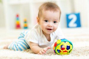 escuelas infantiles en Valencia - bebé