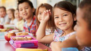 escuelas de vacaciones en Valencia - comedor