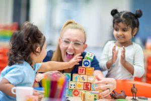 centros de educación infantil bilingüe en Valencia