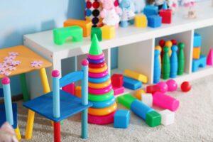 educación infantil en Valencia - juguetes
