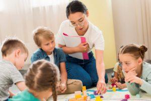 escuela infantil con inglés en Valencia - educando