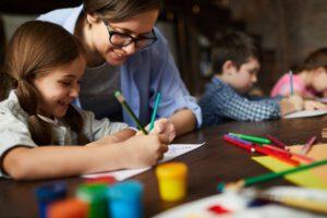 escuelas infantiles en el centro de Valencia - educando