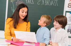 educacion infantil en ingles en valencia - profesora