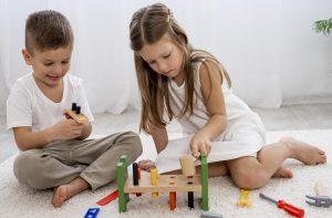 campus de verano para niños en valencia - jugando